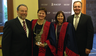 RACGP Award Recipients