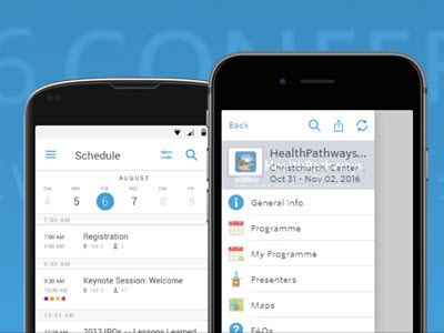 Get the HealthPathways Conference App
