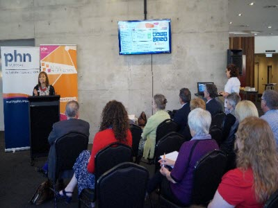 Murray HealthPathways brings health professionals together at launch