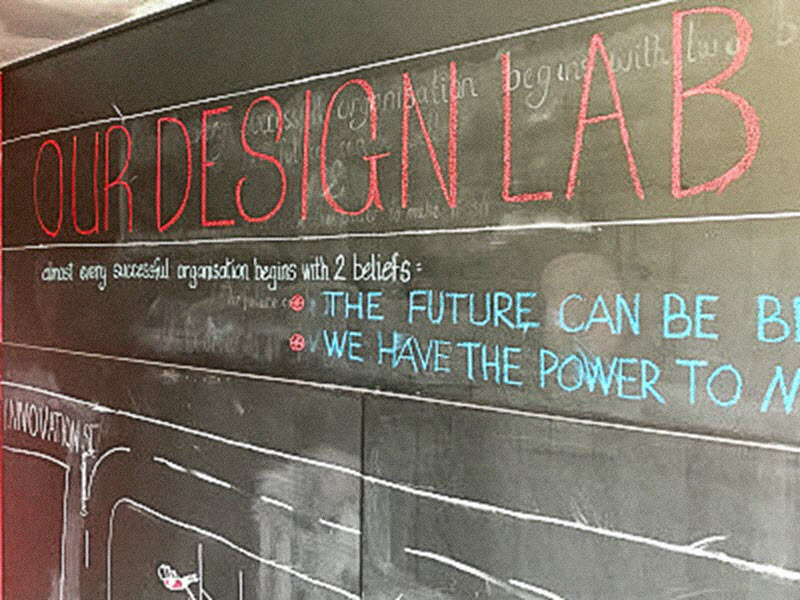 Design Lab tour reveals heart of one system approach
