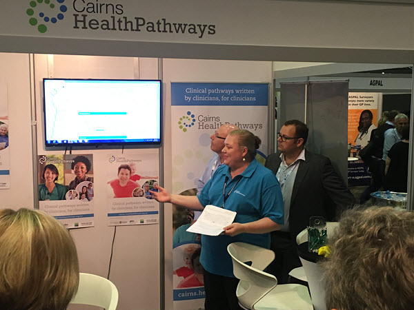 Cairns celebrates HealthPathways website launch