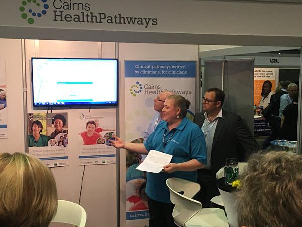 Cairns celebrates HealthPathways website launch