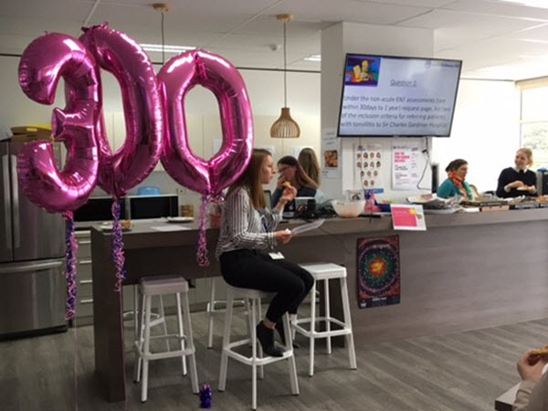 HealthPathways Western Australia celebrates 300 pathways
