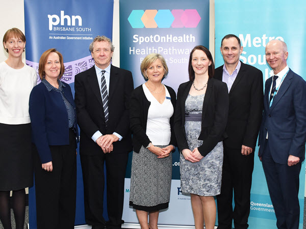 SpotOnHealth HealthPathways - connecting care in Brisbane's south