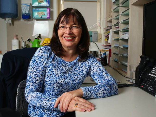 Dr Michelle Crockett honoured with Order of Australia Medal (OAM)