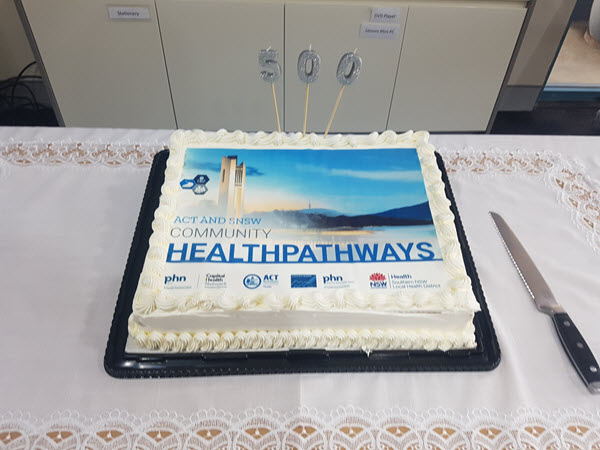 ACT and SNSW HealthPathways reaches 500 localised pathways