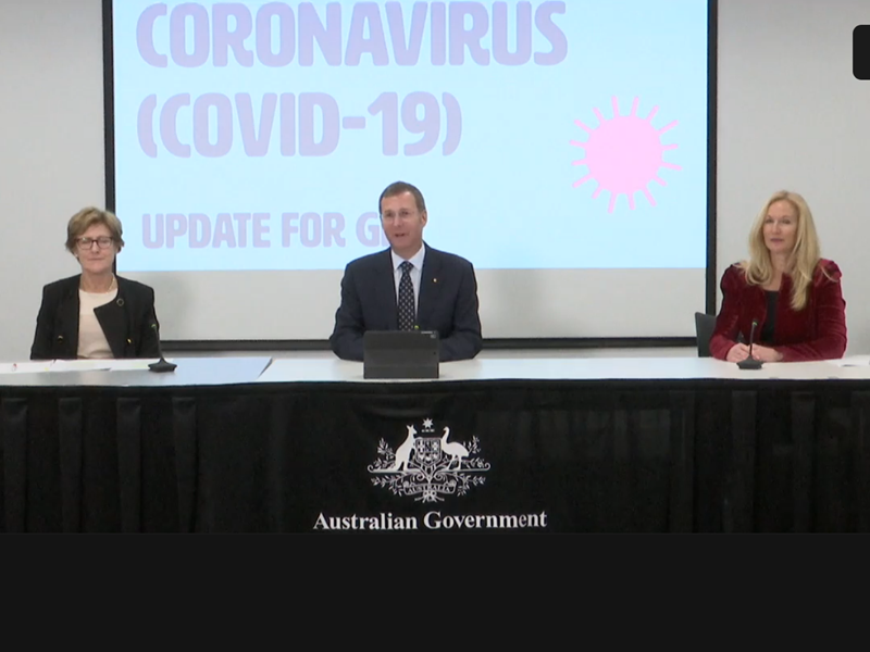 HealthPathways receives praise in Australian government webinar for its COVID-19 response
