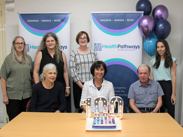 100 pathway milestone for Murrumbidgee